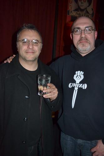 Nick Mamatas & Brian Keene