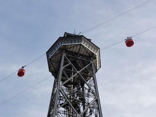 Funicular de Montjuïc Barcelona