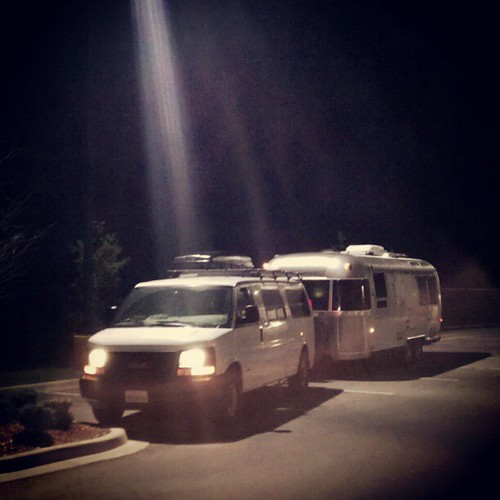 Santa Rosa Beach #Walmart booted all of the RVs tonight from their lot. Thanks again to #CrackerBarrel for the rescue.