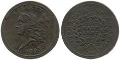 1793_Half_cent_british_museum