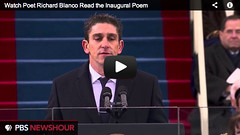 "Richard Blanco Reads ""One Today"""