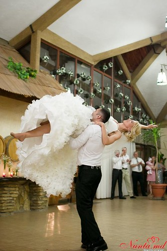 Обучение свадебному танцу от Exclusiv!