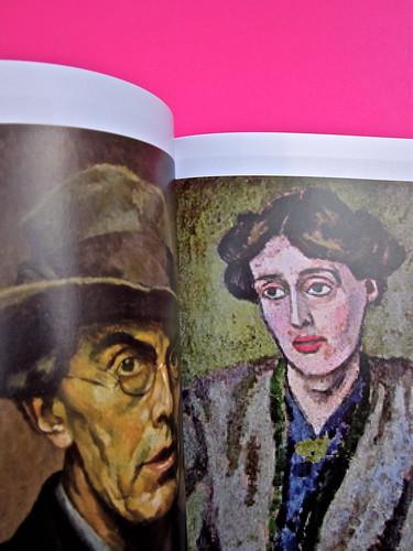 Virginia Woolf, Roger Fry. elliot 2012. [responsabilità grafica non indicata]; alla copertina: Ritratto di Roger Fry, di Vanessa Bell. Tavole fuori testo [4 e 5] (part.), 1