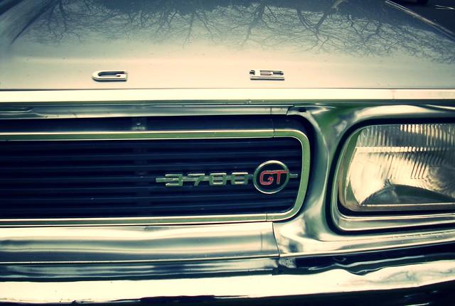 LOGO DODGE 3700 GT