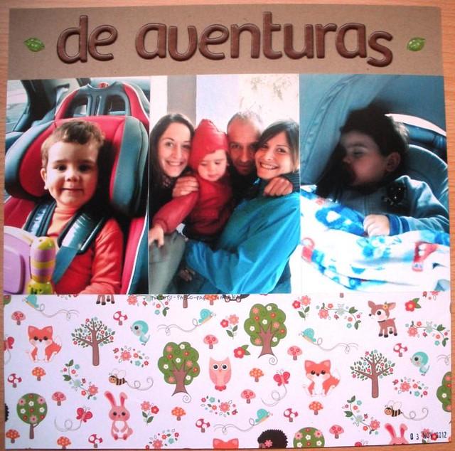 2012, 11. 03. de aventuras