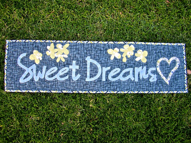 Sweet Dreams - 10X35
