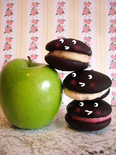Whoopie Pies and apple