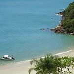 praia da ilha bom abrigo