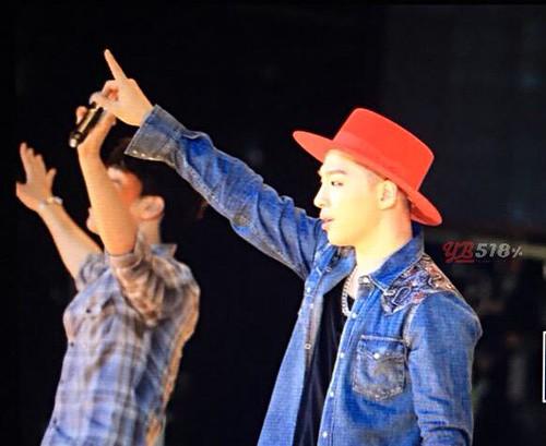 Tae Yang - V.I.P GATHERING in Harbin - 21mar2015 - YB 518 - 08