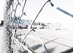 Fenced.  Downtown Santa Ana. #dtsa #santaana #skate #urban #westcoast_exposures #igersoc #losangelesgrammers #caligrammers #streetphotography #lightroom