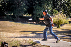 Dick Thurnau Memorial Park: Disc Golf