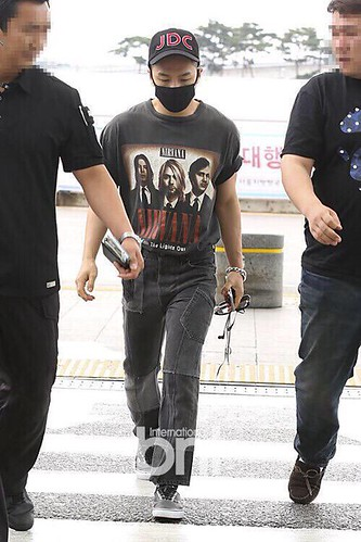 Big Bang - Incheon Airport - 26jun2015 - BNT - 12