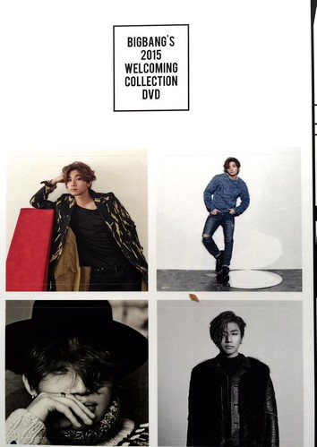 Big Bang - Welcoming Collection - 2015 - yoooouBB - 03