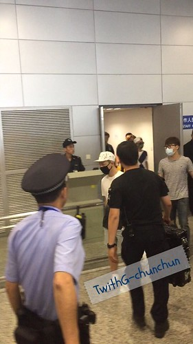 Big Bang - Shanghai Airport - 19jun2015 - TwithG-權蠢蠢 - 01