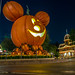 Mickey Pumpkin and City Hall