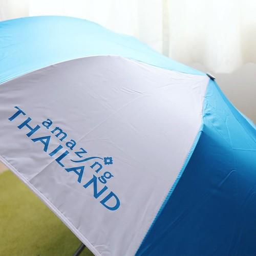 こちらも傘!タイ政府観光局のプロモーションに当選したのです。