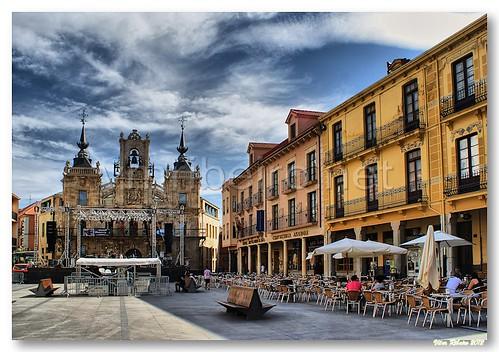 Ayuntamiento de Astorga by VRfoto