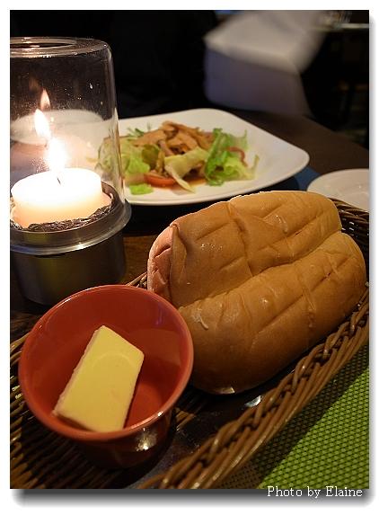 藍屋餐前麵包