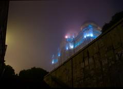 Varna at morning mist