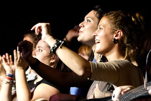 Viana Rock 2012 - El público