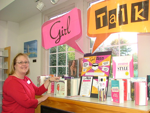 Girl Talk Display