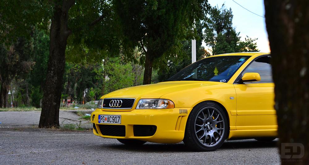 Audi S4 by Bojan Trile - Eurodubs