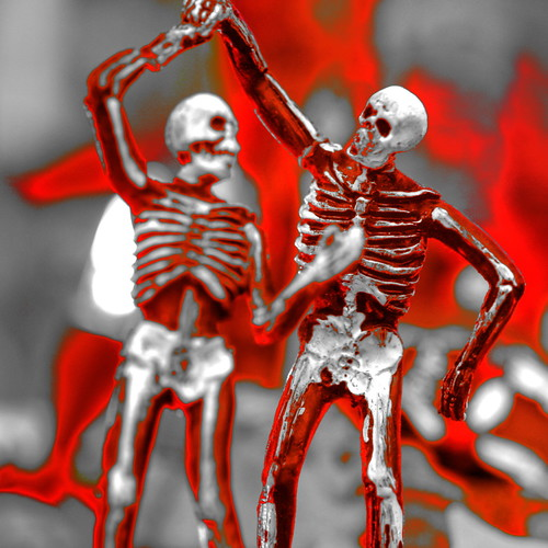 Skeleton dance to celebrate 5 million views!