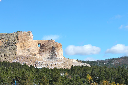 Crazy Horse From Afar