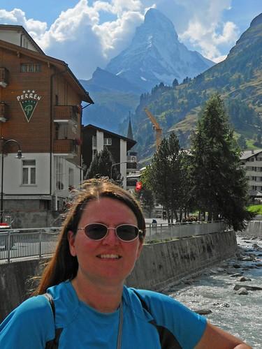 Me and the Matterhorn