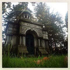 Woodlawn Cemetery, Bronx, New York.