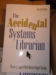 The Accidental Systems Librarian Arrives