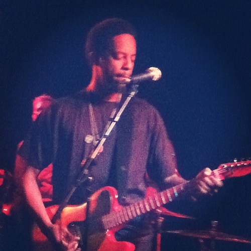Black Joe Lewis in Santa Fe