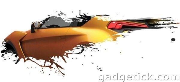 концепт-кар Nissan