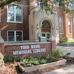 Todd Wehr Memorial Library at Viterbo University