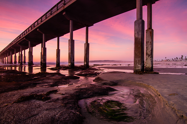 Ocean Beach at Sunset 101712 © Michael Klayman-003
