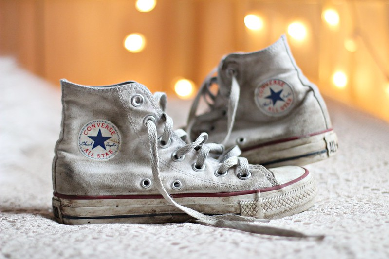 eniten käytetyt kengät