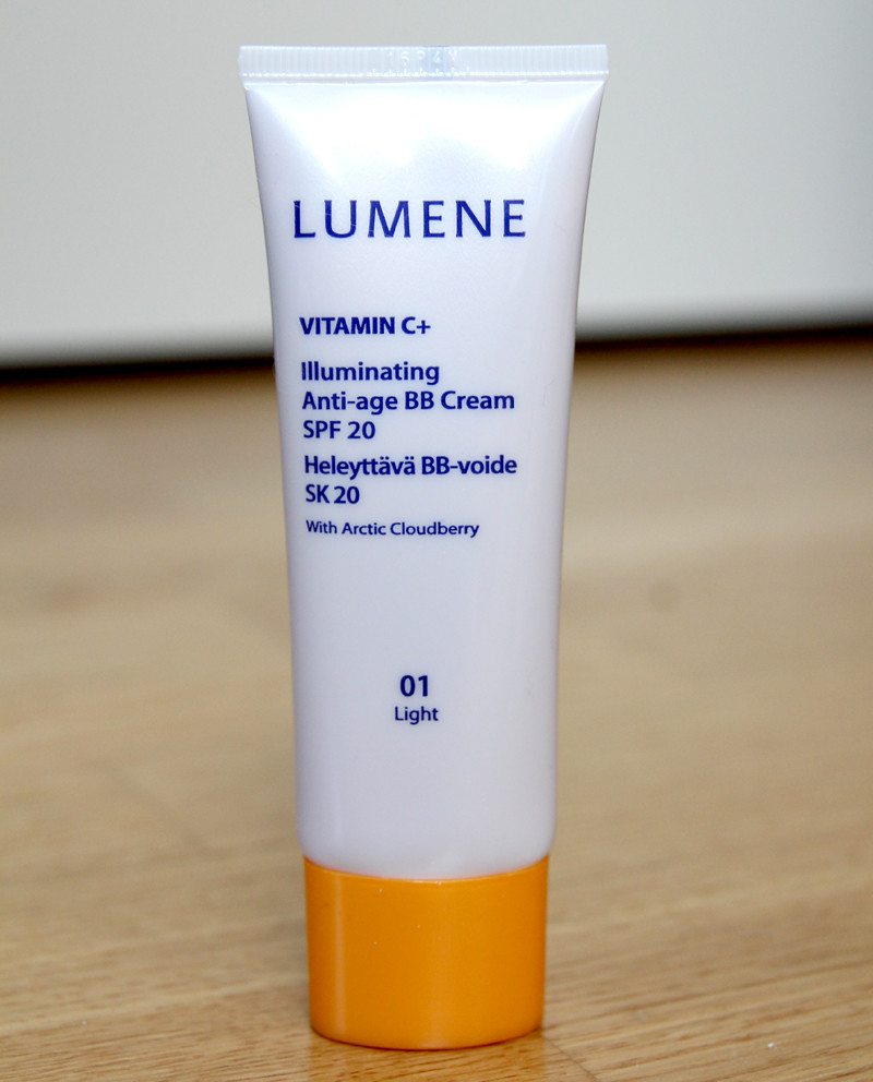 Lumene Vitamin C+ Illuminating Anti-age BB cream SPF20