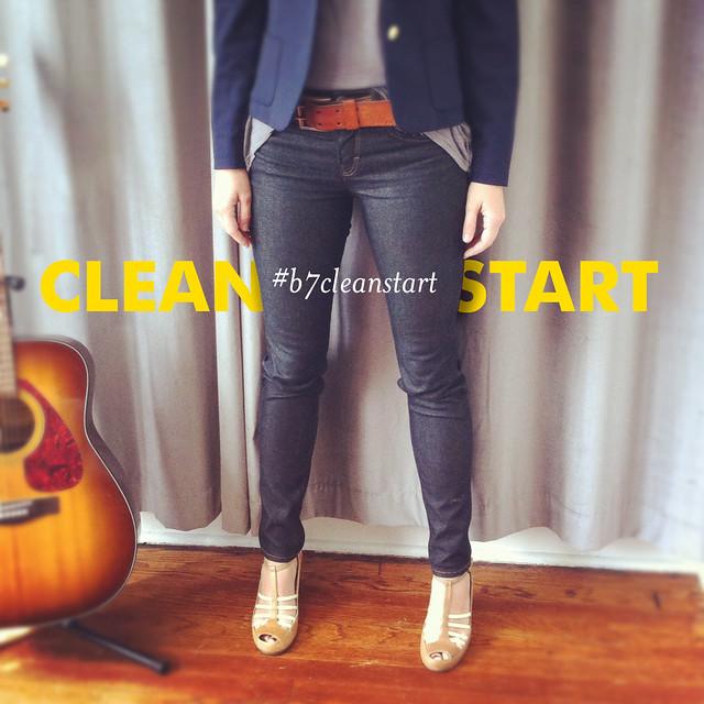 BlueSevenCleanStart