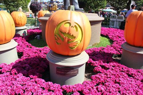 Halloween Time 2012 at Disneyland
