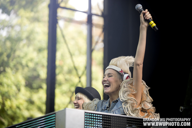 Nervo @ Virgin Mobile FreeFest 2012