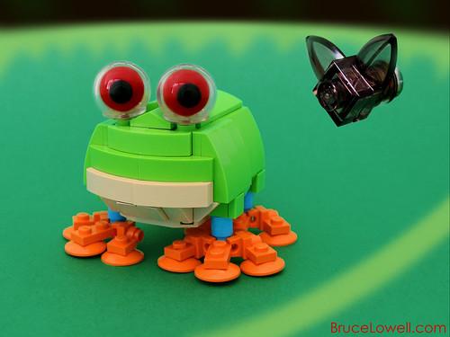 LEGO MMM, Dinner!
