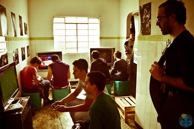 3° Bazar de Games @ Castelo Fora Do Eixo - 20/10/2012