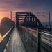 Eisenbahnbrücke by 96dpi