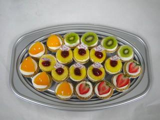 宴會點心 綜合水果塔