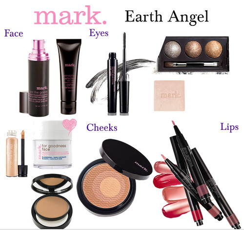 Livingaftermidnite : mark. Makeup Monday : Earth Angel