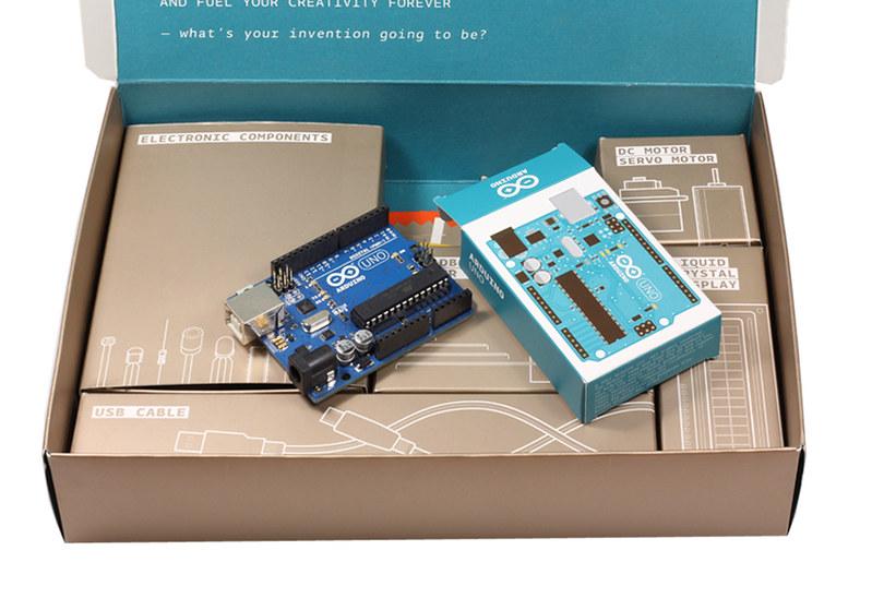 Arduino arduinostarterkitgallery
