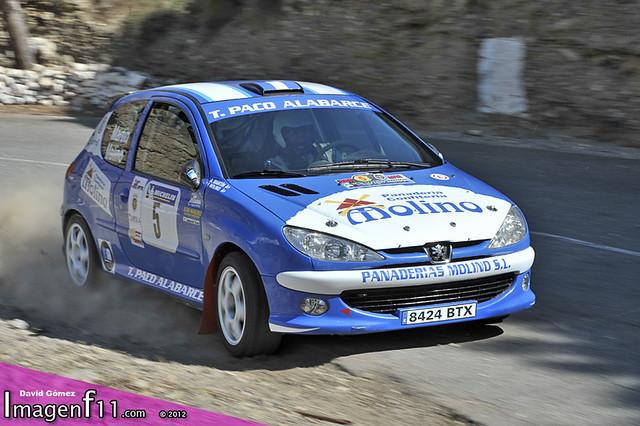 """Rally Costa de Almería 2012"""