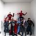 Showcase C: 1/6 scale superhero figures
