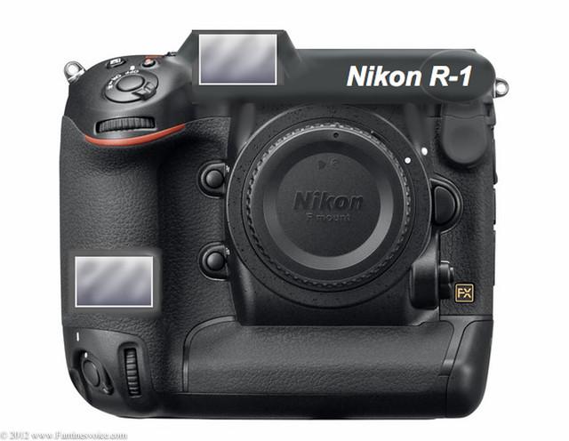 Nikon R-1 (Fantasy Camera)