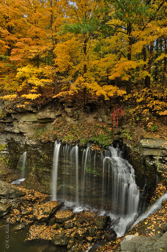 fall nature water landscape waterfalls conservationarea niagaraescarpment 20milecreek upperballsfalls
